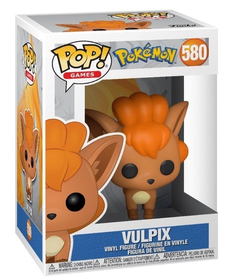 Pokemon - Vumpix Pop! Vinyl