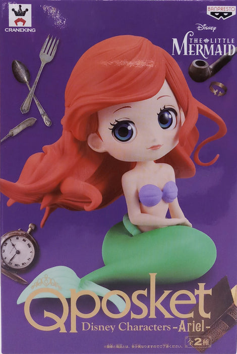 Q Posket - Ariel (A Normal Color Ver)