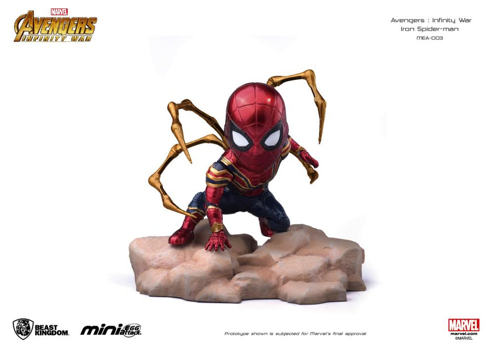 Mini Egg Attack Avengers Infinity War Spider-Man