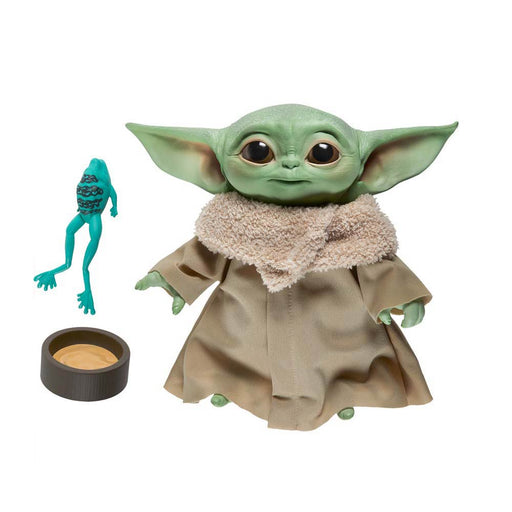 *RETURNING* Star Wars: The Child From The Mandalorian Talking Plush Toy with Accessories
