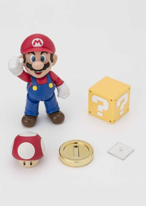 Super Mario - S.H. Figuarts Action Figure