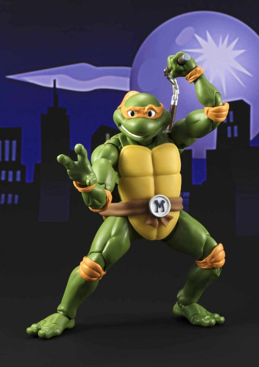 Teenage Mutant Ninja Turtles - S.H. Figuarts 90's Michelangelo Figure