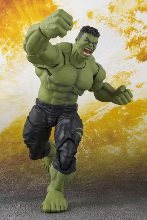Hulk Figurines