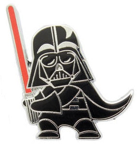 Star Wars - Enamel Pin Badges