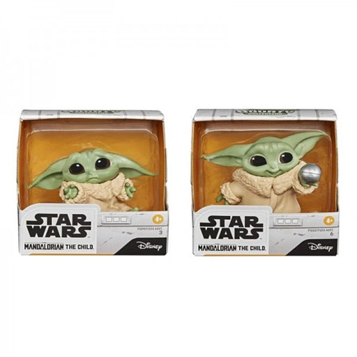 Star Wars Bounty Collection: The Child From The Mandalorian - Don't Leave & Ball Toy - 2 Pack