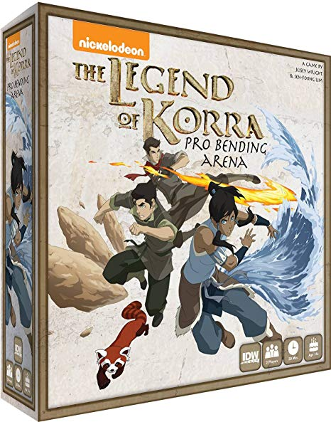 The Legend Of Korra - Pro Bending Arena