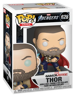 Avengers (Video Game 2020) - Thor Pop! Vinyl