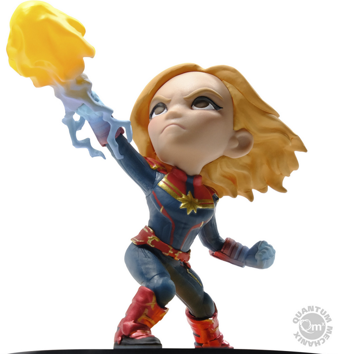 Q-Fig Figure - Captain marvel