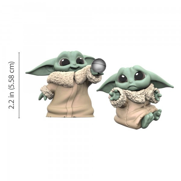 PRE-ORDER: Star Wars Bounty Collection: The Child From The Mandalorian - Don't Leave & Ball Toy - 2 Pack
