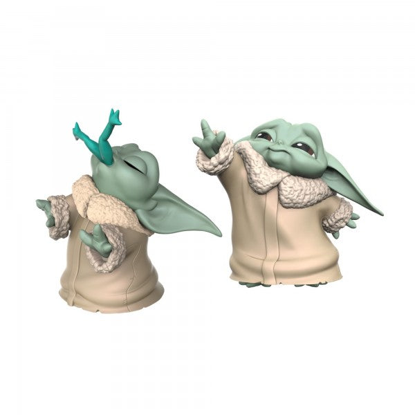 PRE-ORDER: Star Wars Bounty Collection: The Child From The Mandalorian - Froggy Snack & Force Moment - 2 Pack