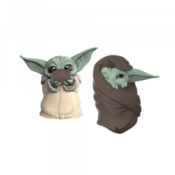 PRE-ORDER: Star Wars Bounty Collection: The Child From The Mandalorian - Sipping Soup & Blanket Wrapped - 2 Pack