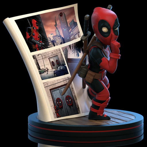 Q-Fig Figure - Deadpool *SPECIAL PRICE*