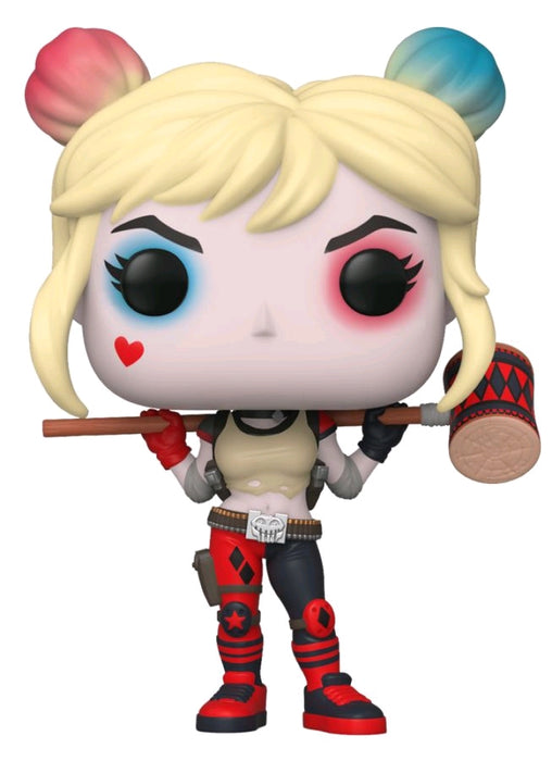 Batman - Harley Quinn with Mallet Pop! Vinyl
