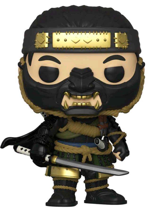 Ghost of Tsushima - Jin Sakai Pop! Vinyl