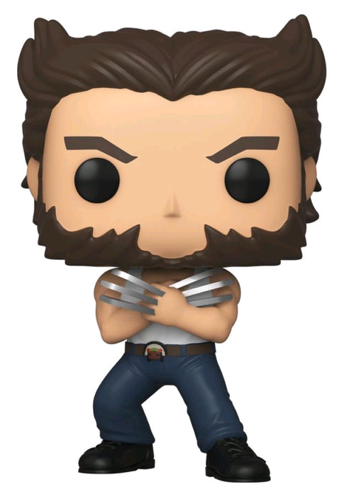 Wolverine Tank Top 20th Anniversary Pop! Vinyl