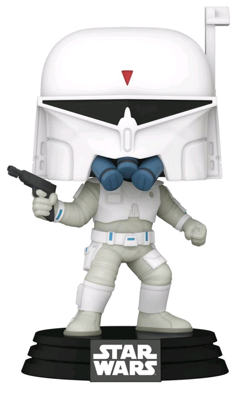 Star Wars - Boba Fett McQuarrie Concept US Exclusive Pop! Vinyl (Star Wars Celebration)