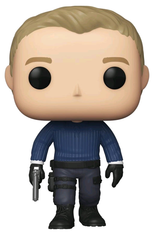 PRE-ORDER: James Bond - Daniel Craig (No Time To Die) Pop! Vinyl