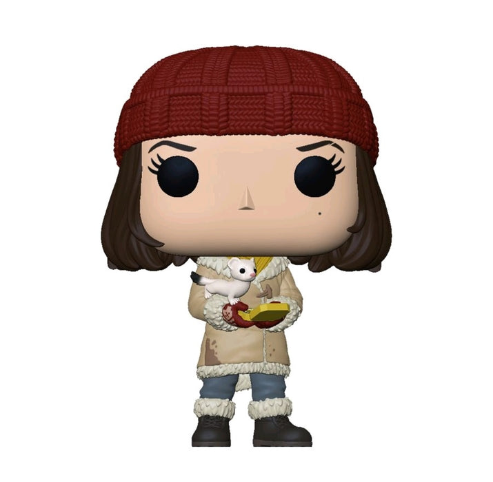 PRE-ORDER: His Dark Materials - Lyra with Pan Pop! Vinyl