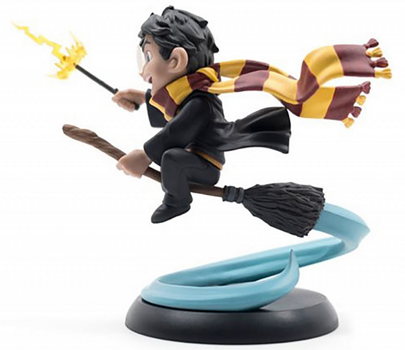 Q-Fig Figure - Harry Potter's First Flight