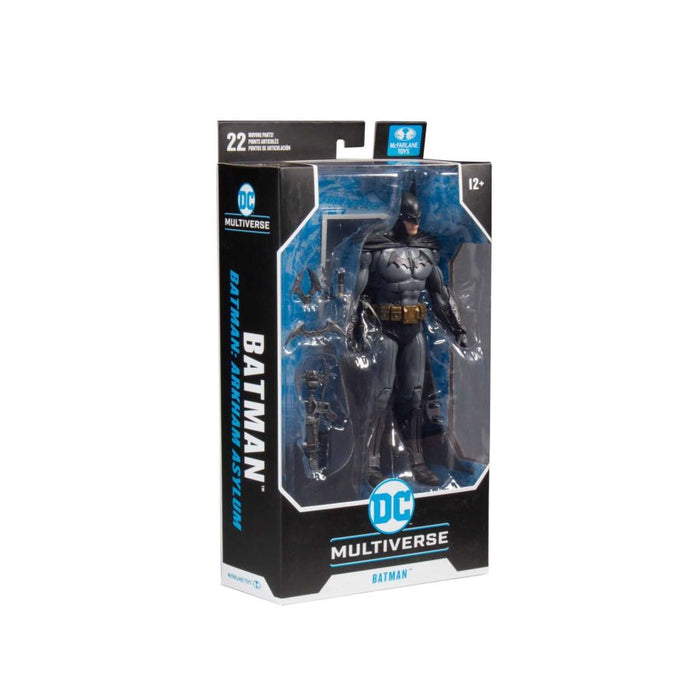 "Batman: Arkham Asylum - DC Mulitverse Batman 7"" Action Figure"