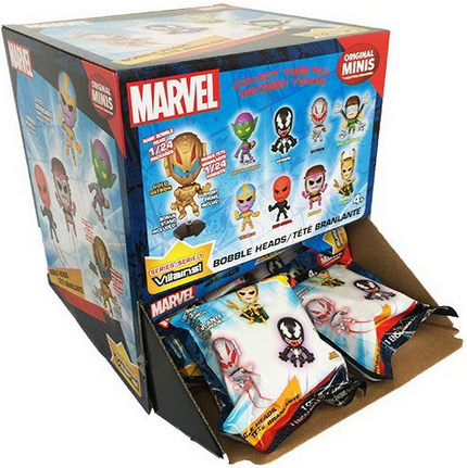 Marvel Villians: Blind Bag Buildable Figures