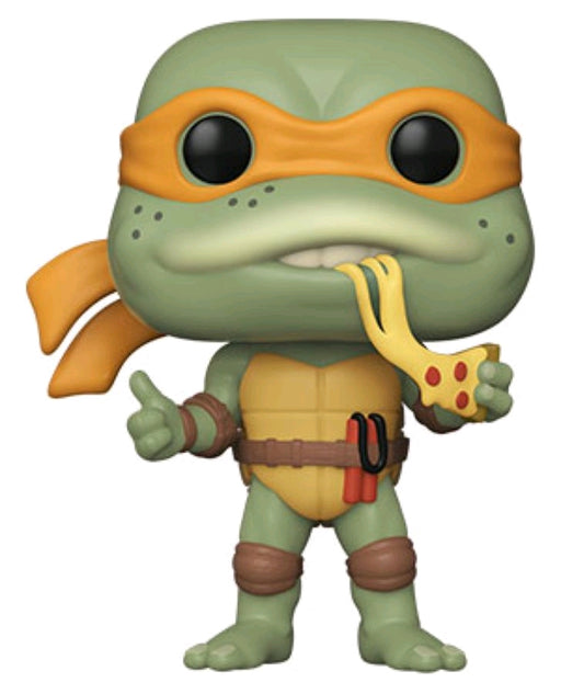 PRE-ORDER: Teenage Mutant Ninja Turtles (1990) - Michelangelo Retro Pop! Vinyl