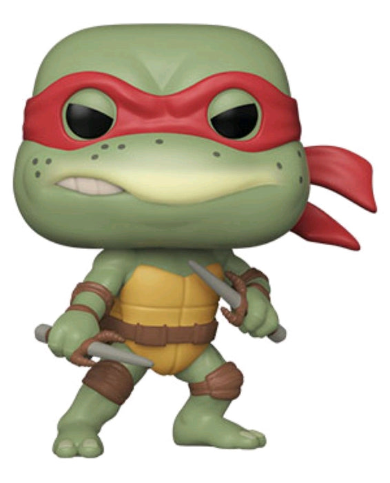 PRE-ORDER: Teenage Mutant Ninja Turtles (1990) - Ninja Turtles Retro Pop! Vinyl (Set Of 4)