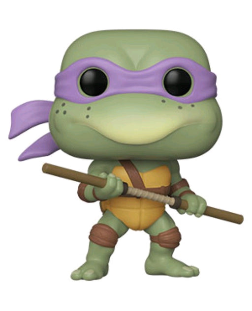 PRE-ORDER: Teenage Mutant Ninja Turtles (1990) - Donatello Retro Pop! Vinyl