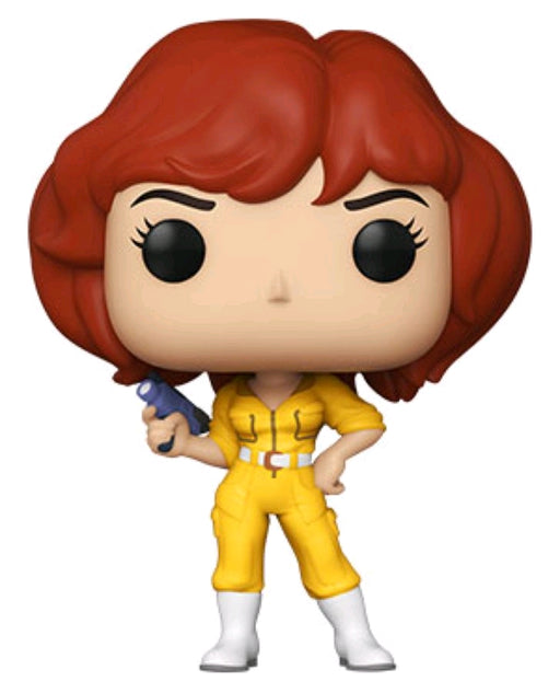 Teenage Mutant Ninja Turtles (1990) - April O'Neil Retro Pop! Vinyl