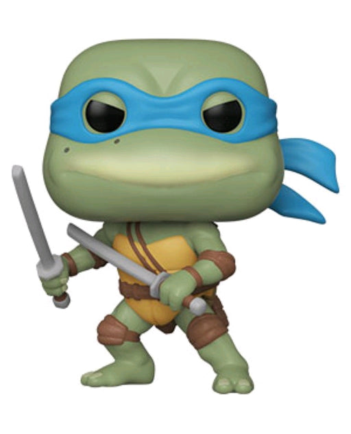 PRE-ORDER: Teenage Mutant Ninja Turtles (1990) - Leonardo Retro Pop! Vinyl