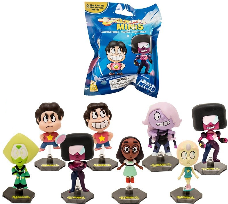 Steven Universe: Buildable Figure Blind Bags