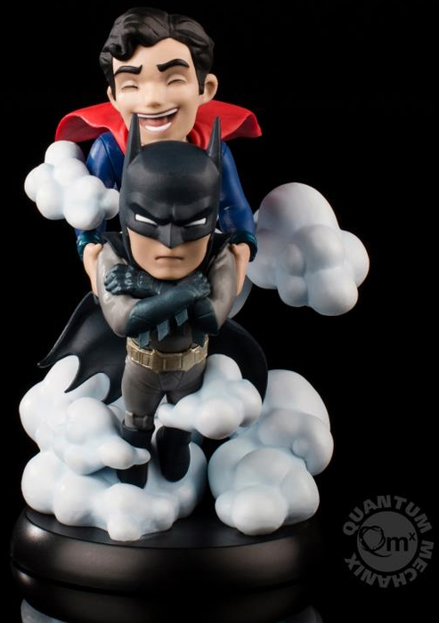 Q-Fig Figure - Superman/Batman World's Finest