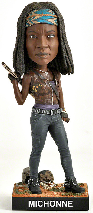 Bobblehead - The Walking Dead - Michonne