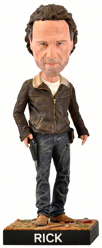 Bobblehead - The Walking Dead - Rick Grimes