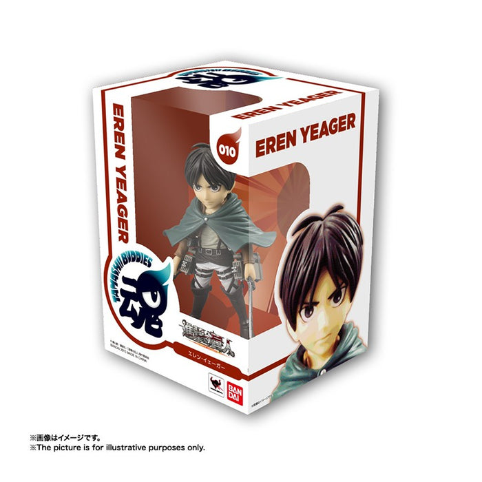 Attack On Titan - Tamashii Buddies Eren Jaeger Figure