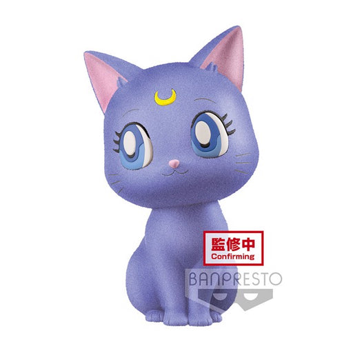 PRE-ORDER: Sailor Moon Eternal - Luna Fluffy Puffy Figure