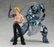 PRE-ORDER: Fullmetal Alchemist: Brotherhood - Pop Up Parade Edward & Elphonse Elric Statue Set