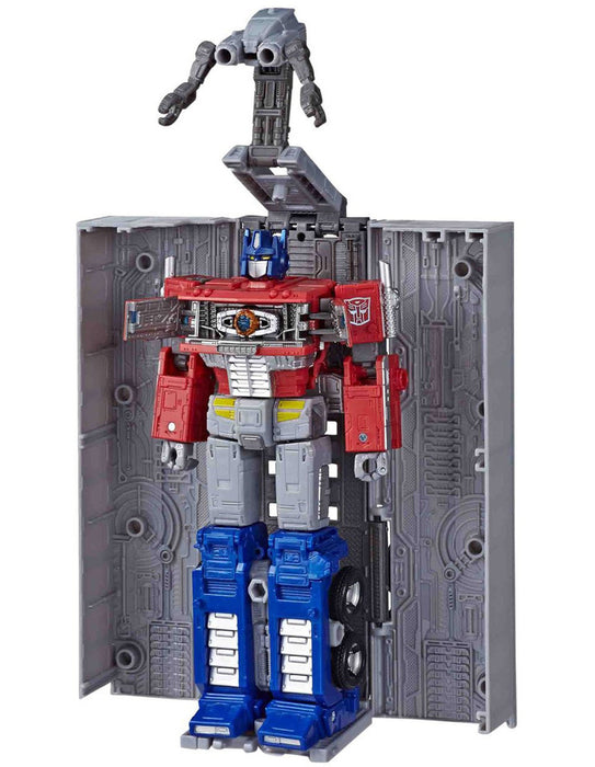 Transformers Generations War for Cybertron: Earthrise - Optimus Prime Figure
