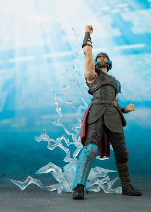 Thor Ragnarok - Thor & Thunder Effect Figure Set