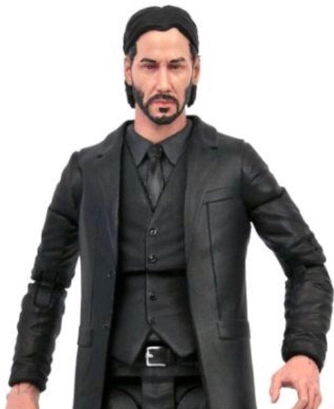 PRE-ORDER: John Wick - Deluxe Action Figure Box Set