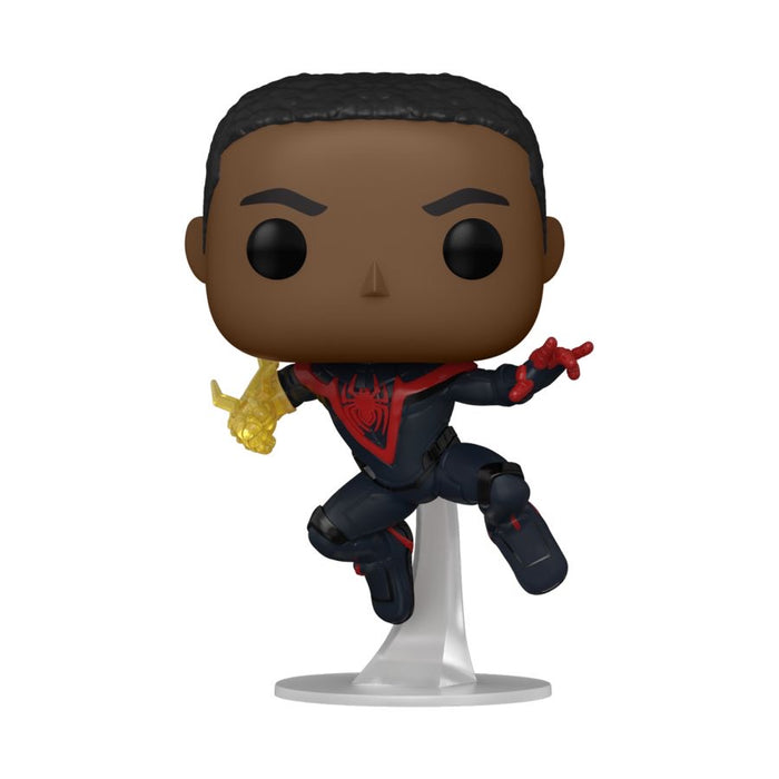 Spider-Man: Miles Morales Spider-Man (Video Game) Pop! Vinyl