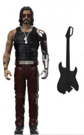PRE-ORDER: Cyberpunk 2077 - Johnny Silverhand Action Figure