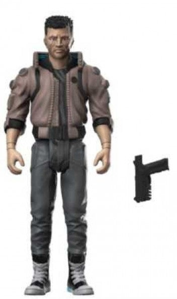 PRE-ORDER: Cyberpunk 2077 - V Male Action Figure