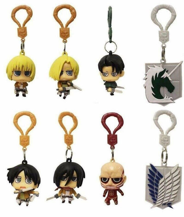 Attack On Titan - Keychain Hangers Blind Bags