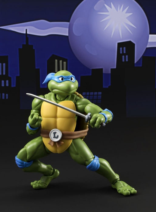 Teenage Mutant Ninja Turtles - S.H. Figuarts 90's Leonardo Figure