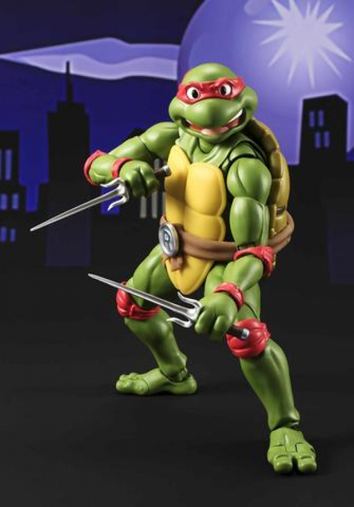 Teenage Mutant Ninja Turtles - S.H. Figuarts 90's Raphael Figure
