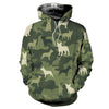 French Bulldog Camoufla 3D Shirt