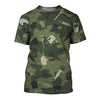 Baking Camoufla 3D Shirt