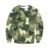 English Cocker Spaniel Camoufla 3D Shirt