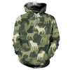 Border Terrier Camoufla 3D Shirt